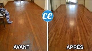 3 Meilleurs Nettoyants Maison Pour Nettoyer Votre Parquet