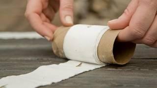 Comment Faire un Ruban de Graines Avec du Papier Toilette