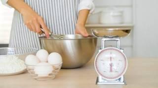 Tableau de conversion pour les mesures de cuisine