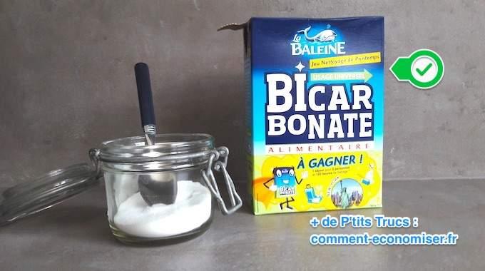 Le Bicarbonate Pour Réduire La Pollution De l'Air Intérieur.