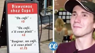 Ce Restaurateur Fait Payer le Café PLUS CHER Pour les Clients MALPOLIS