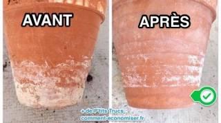 comment-eliminer-traces-blanches-sur-pots-fleurs