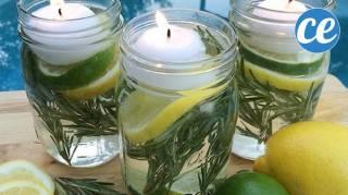 Recette des bougies parfumées aux huiles essentielles