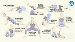 9 étirements faciles pour soulager les douleurs au bas du dos et à la hanche