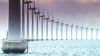 Danemark Produit 140 De Son Électricité GRÂCE AU VENT