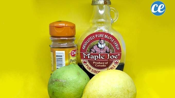 Retrouver sa Ligne Rapidement Avec Cette Potion Magique Au Citron Qui Élimine les Toxines.