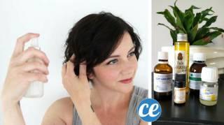 huile sèche bio maison qui protège les cheveux du soleil