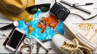 La check-list des trucs à emporter en vacances>