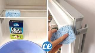 quand et comment nettoyer son frigo naturellement