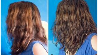 recette facile de spray nourrissant fait maison pour cheveux secs