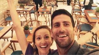 Djokovic ouvre un restaurant gratuit pour les plus demunis