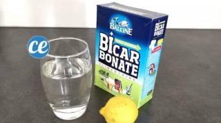 Remède Au Bicarbonate Contre le Mal de Gorge