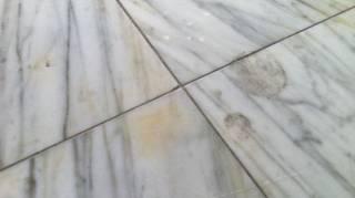 comment enlever des taches sur du marbre