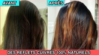 Donner des Reflets Cuivrés à Mes Cheveux