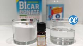 recette de la creme à récurer maison avec du bicarbonate de soude
