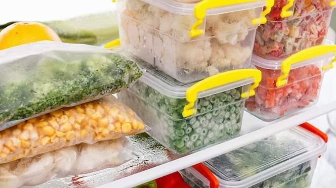 14 Aliments Surprenants Que Vous Pouvez Congeler Très Facilement.