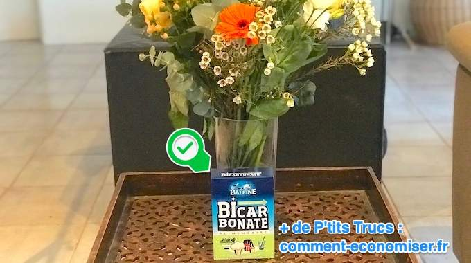 L'Astuce De Mon Fleuriste Pour Faire Durer un Bouquet de Fleurs PLUS LONGTEMPS.