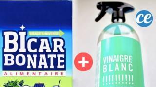Comment Déboucher Un Évier Avec Du Bicarbonate Et Du Vinaigre Blanc