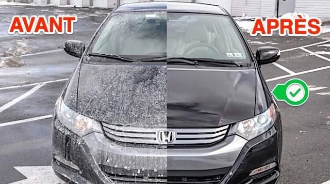 comment laver sa voiture avec du bicarbonate sans laisser. Black Bedroom Furniture Sets. Home Design Ideas