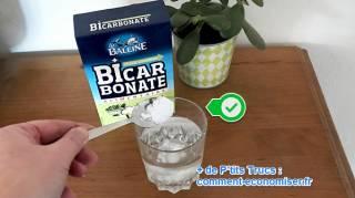 comment soigner une cystite sans ordonnance avec du bicarbonate