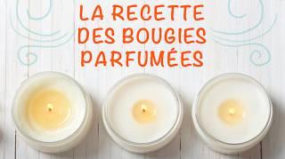 Recette Facile Et Rapide Pour Faire Ses Bougies Parfumées