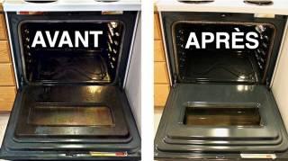 Recette Formidable Pour Nettoyer Un Four Très Très Sale