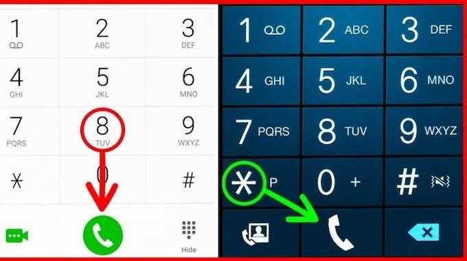 16 Codes Secrets Qui Te Donneront Accès à Des Fonctions Cachées de Ton Téléphone.