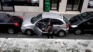 Astuce D'un Camionneur Pour Réussir Son Créneau à Chaque Fois SANS Stresser