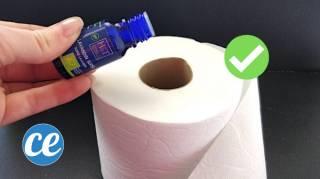 Astuce Toute Bête Pour Que Vos Toilettes Sentent TOUJOURS BON