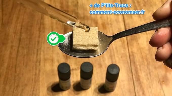 huile essentielle efficace contre la constipation