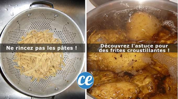 17 P'tites Astuces De Cuisine Qui Vont Vous Changer la Vie.