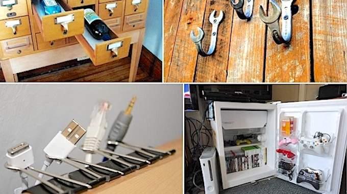 48 Façons Créatives de Recycler Vos Vieux Objets.