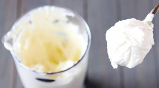 La Recette de Crème Fouettée Maison en 30 Sec Chrono !