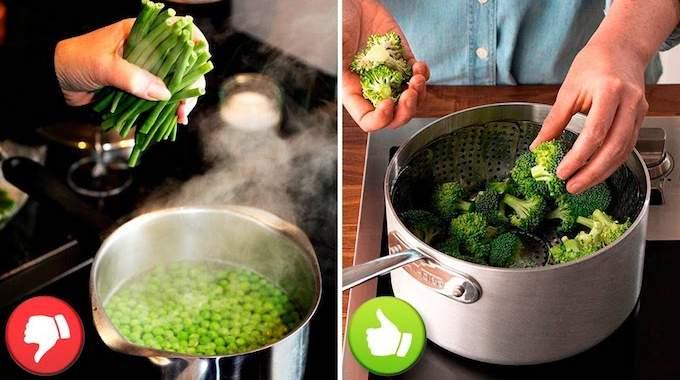 Combien De Temps Faut-il Cuire Les Légumes ? Le Guide Selon Le Type de Cuisson.