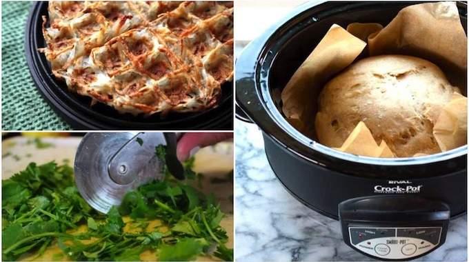 17 Utilisations Étonnantes De Vos Appareils De Cuisine.