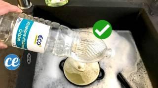 L'Astuce Incroyable Pour Dégraisser la Vaisselle Sans Efforts