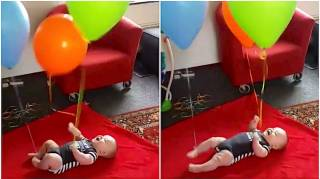 L'Astuce Pour Divertir Bébé