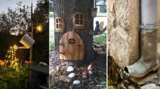 idees de decoration pas cheres pour le jardin