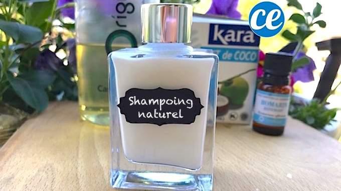 La Recette Du Shampoing Qui Sent Bon Et Qui Mousse (Prêt En 1 Min Chrono !).