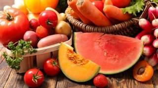 Les Fruits et Légumes de Saison en Juillet.