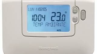 Installer un Thermostat d'Ambiance Programmable.