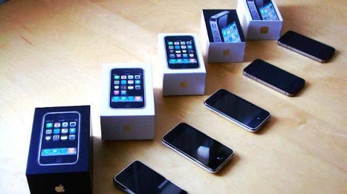 Batterie iPhone : Désactivez la Fonction Push pour les Mails.