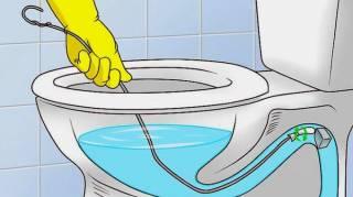 Comment Déboucher les WC Facilement ? Sans Finir Dans le Trou...