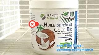 les dangers de l'huile de coco et l erreur ne ne pas faire