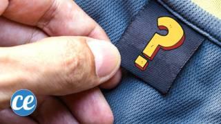 Mais qui signifient les symboles sur les étiquettes de lavage ? Voici le guide FACILE pour décrypter les étiquettes de lavage.