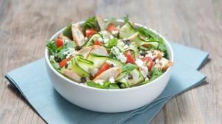 Mes Cinq Recettes de Salades pas Chères !