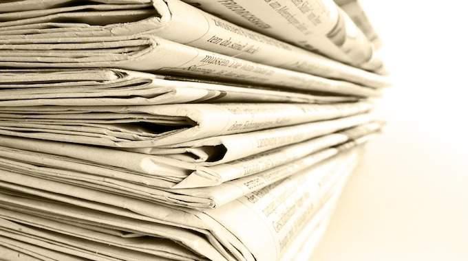 Que Faire Avec du Papier Journal ? 3 Utilisations Insolites.