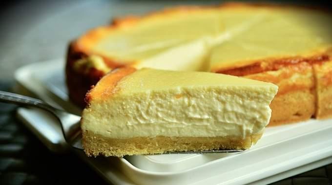 Recette de Cheesecake au Fromage Blanc. Mmm Trop Bon !