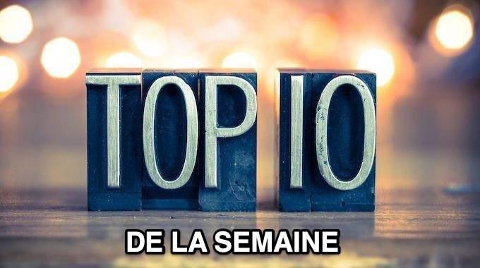 Top 10 des Meilleures Astuces De La Semaine (27 Juillet 2019).