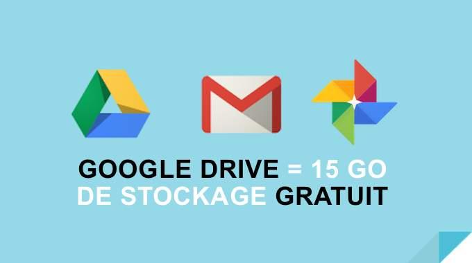 Plus d'Espace Sur Google Drive et GMAIL ? 3 Astuces Pour Gagner de la Place.